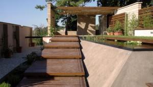 Intervista a studio a3e di roberto sommatino press for Giardini ville moderne
