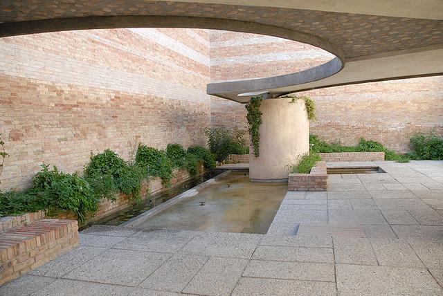 Carlo Scarpa Giardini Di Venezia Pavillon D 39 Italie 1952
