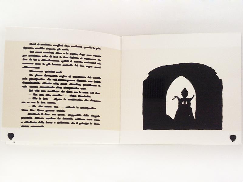 """Emilio Isgrò, """"La Bella Addormentata nel Bosco"""", Lucini Editore, Milano, 1972"""