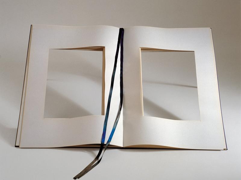 """Vincenzo Agnetti, """"Libro Dimenticato a Memoria"""", Agnetti, Milano, 1970"""