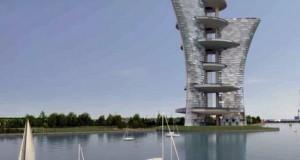La torre di Pierre Cardin a Marghera? Un errore