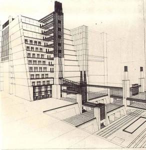 Premio ad a architetture pensate e architetture realizzate for Piani di casa di architettura georgiana