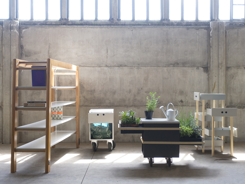 "Sovrappensiero, ""Office+Retrofit"", Manerba, 2011"