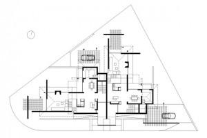 Architettura matassoni casa bifamiliare a montevarchi for Software di piano terra residenziale