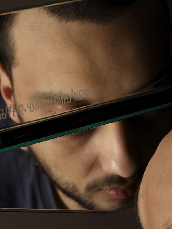 """Sovrappensiero, """"Design for Blind People. Rifletti"""", Autoproduzione, 2008"""