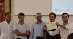 Ecco le foto dei vincitori dei concorsi GIOVANI CRITICI e YOUNG ITALIAN ARCHITECTS