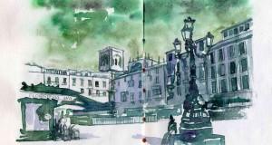 Carnet de Voyages di Roberto Malfatti GRANADA 2