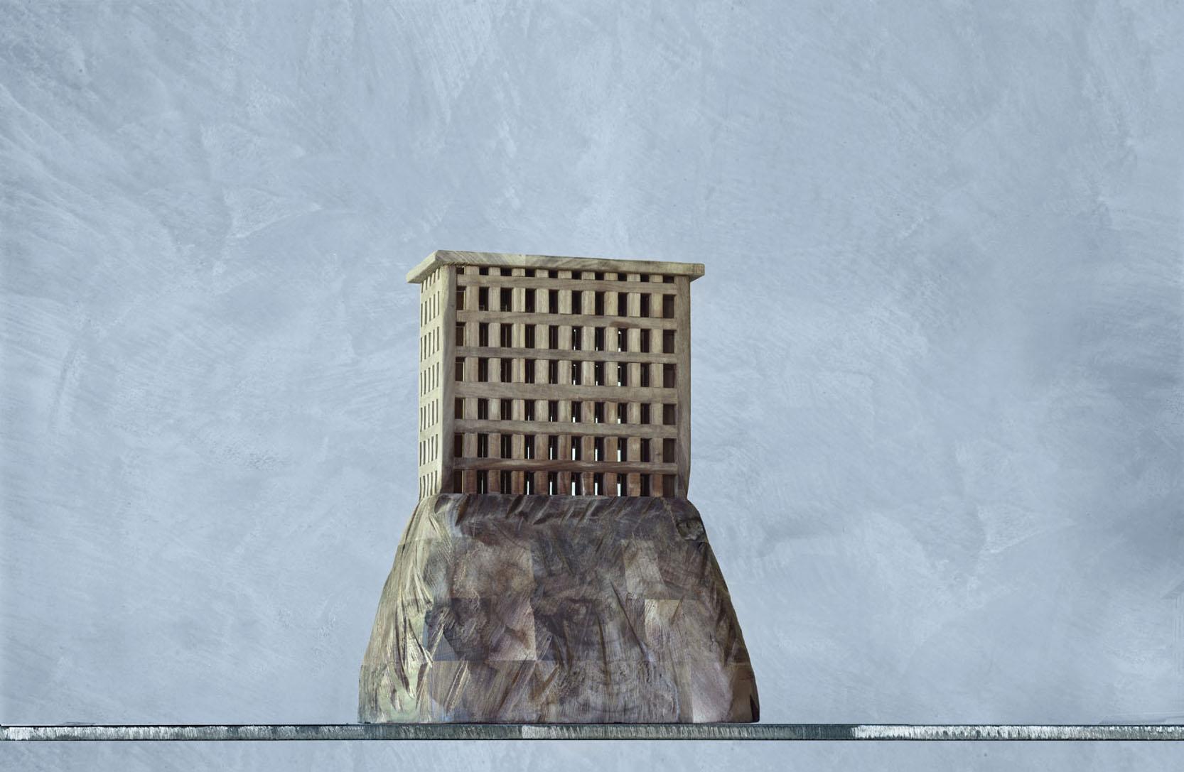 mostre michele de lucchi montagne elogio del legno di giulia russo press tletter. Black Bedroom Furniture Sets. Home Design Ideas