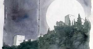 Carnet de Voyages di Roberto Malfatti GRANADA 3