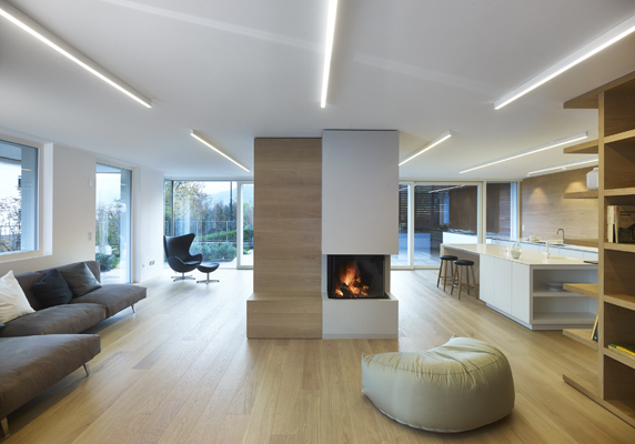 Premio fondazione renzo piano 2013 burnazzi feltrin for Appartamenti di design milano