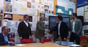 Renzo Piano proclama il vincitore della seconda edizione del Premio Fondazione Renzo Piano