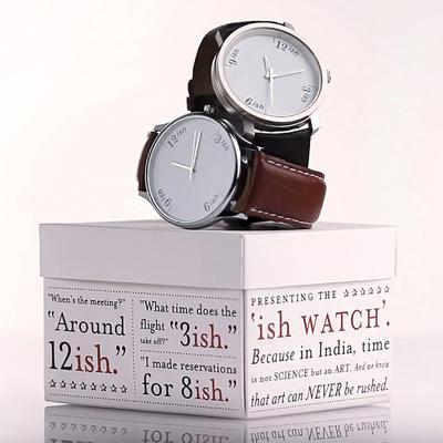 Studio Hyphen, Ish watch