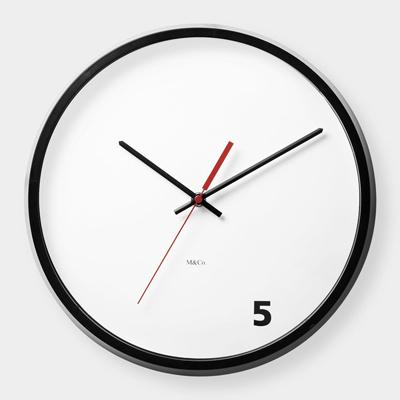 Tibor Kalman, Five O'Clock