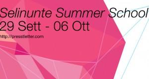 Selinunte Summer School_Architettura 2.0: i risultati