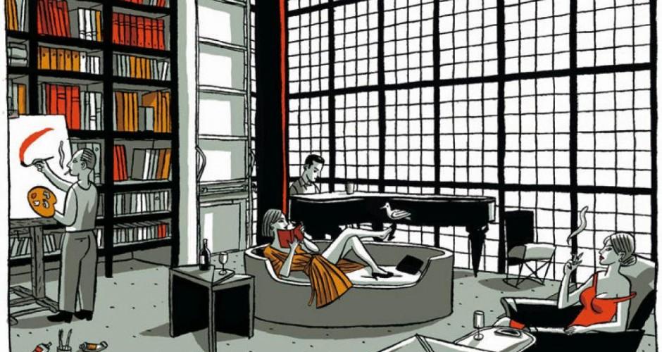 Maison de Verre: una storia poco trasparente – di Roberto Sommatino