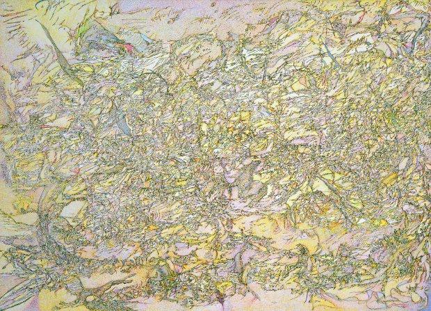"""Interno 14: mostra """"Strutture dell'Indeterminato"""" di Carlo Enrico Bernardelli"""