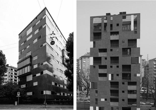 Omaggi e rilettura critica di un cul de sac di fabrizio for Caccia dominioni architetto