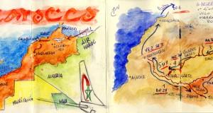 Carnet de Voyages di Roberto Malfatti – Marocco 1