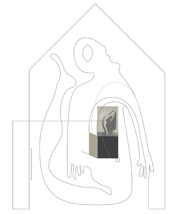 lo spazio del corpo