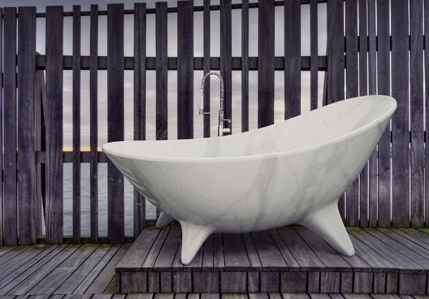 nessie vasca da bagno