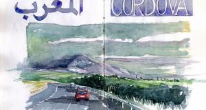 Carnet de Voyage di Roberto Malfatti – Cordoba 1