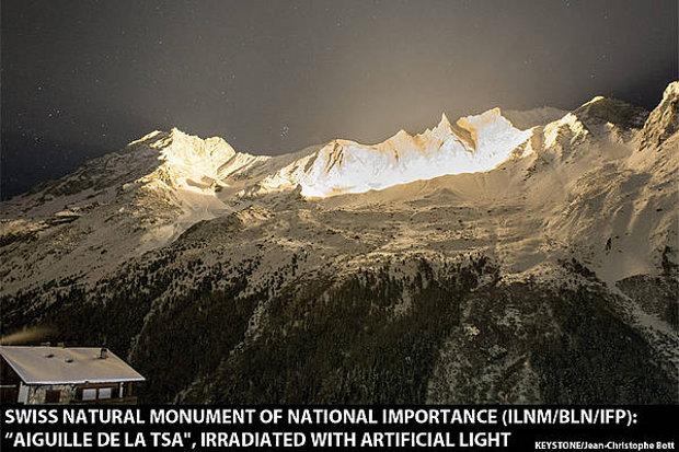 lasciamo dormire le montagne