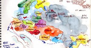 Carnet de Voyage di Roberto Malfatti – Russia 1