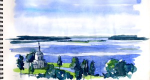 Carnet de Voyage di Roberto Malfatti – Russia 4