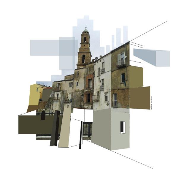 disegno campanile