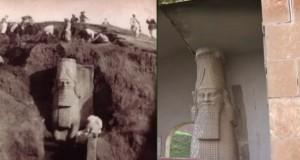 Le statue distrutte dall'Isis a Mosul – di Oliviero Godi