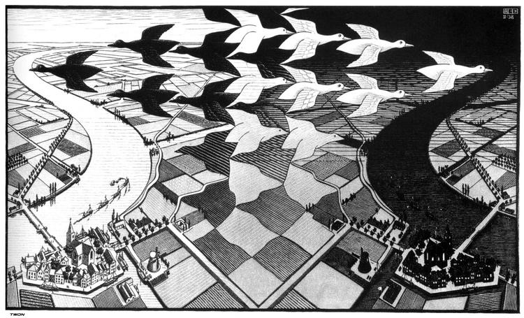 Escher -  dall'album di The Lex Talionis
