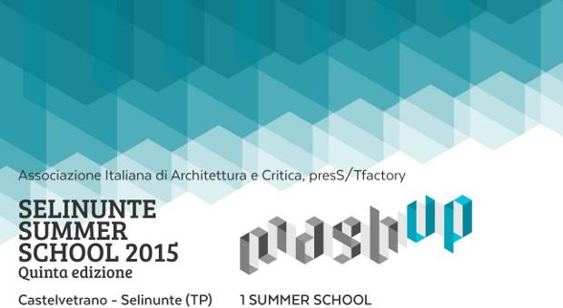 SELINUNTE SUMMER SCHOOL 2015_MASH UP