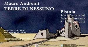 Terre di nessuno_acquerelli e fotovisioni 2007-2014 di Mauro Andreini