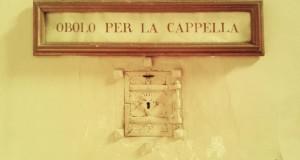 Obolo per la Cappella – di Cristina Senatore