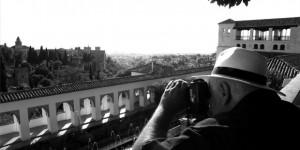 """Mostra """"Astrazione e Luce"""": disegni, dipinti, fotografie di William J. R. Curtis – Alhambra, Palazzo di Carlo V"""