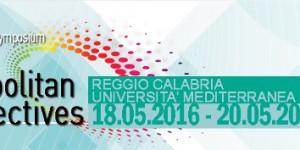 Simposio Internazionale New Metropolitan Prespectives