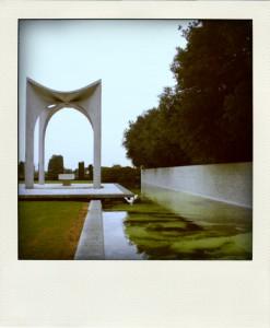 Monumento ai soldati brasiliani a Pistoia
