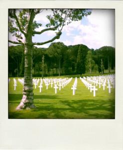 Cimitero germanico al Passo della Futa