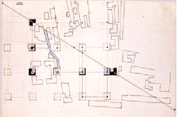 Peter Eisenman Project Cannaregio, Venice, 1978. url: http://www.archdaily.com/429925/eisenman-s-evolution-architecture-syntax-and-new-subjectivity