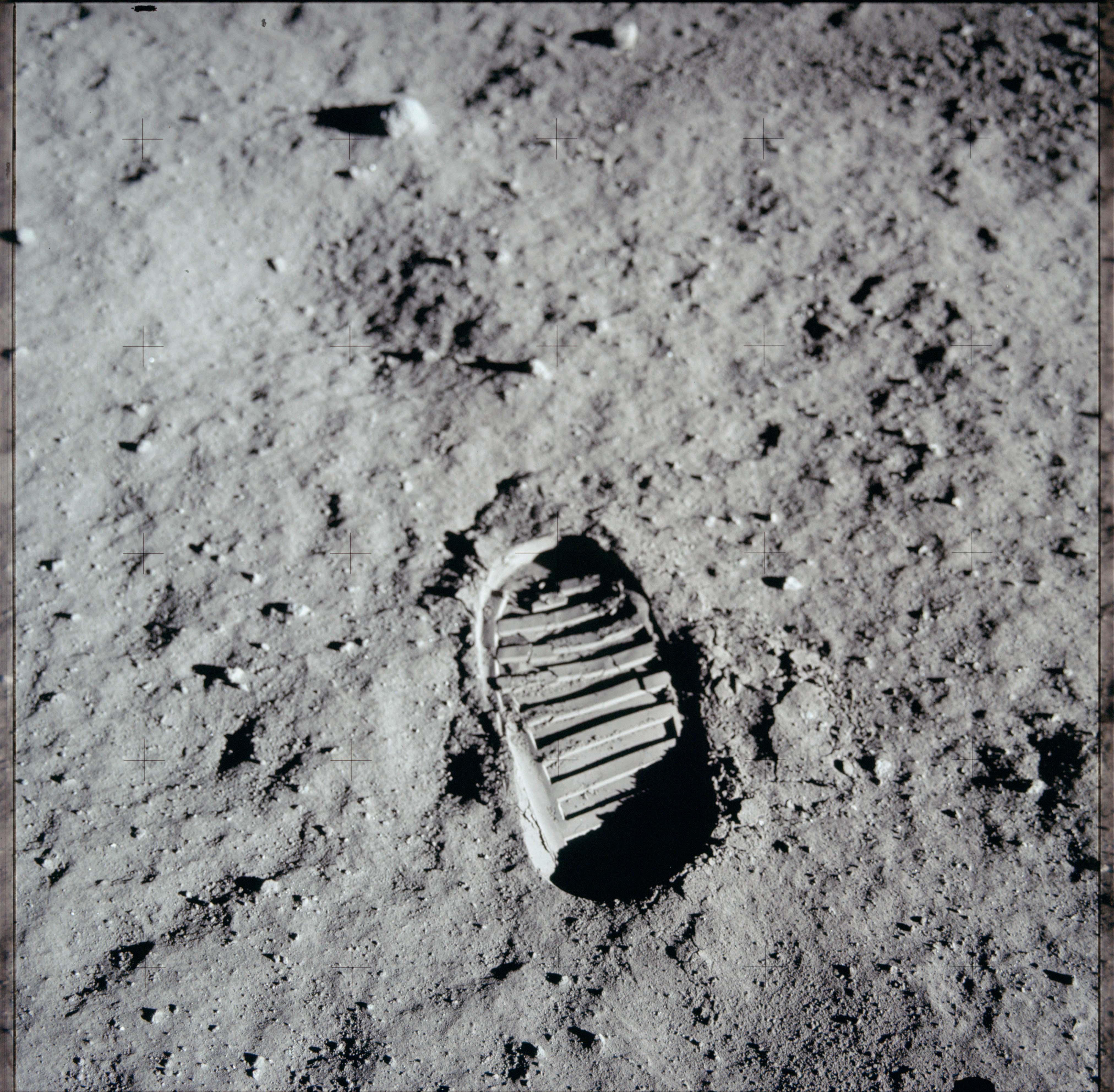 primo passo luna