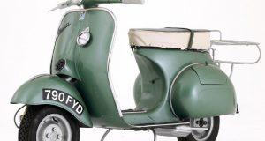 """""""Vespa"""", lo scooter da battaglia – di Alessandra Muntoni"""
