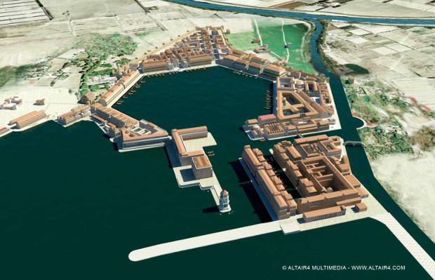 1 OSTIA Porto Traiano