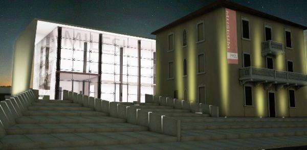 Concorso di idee Casa della Cultura di San Giovanni Bianco (BG): C&H Engineering consultans srl e AE STUDIO Architecture&Engineering