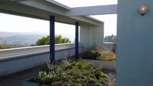 Il museo del weissenhof nella casa di le corbusier di - Le corbusier tetto giardino ...