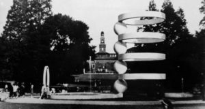 L'architetto ai giardinetti pubblici – di Christian De Iuliis