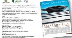 """Presentazione numero monografico """"Salerno Contemporanea"""" – Rivista Rassegna ANIAI"""