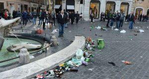 Roma scivola in basso – di Alessandra Muntoni