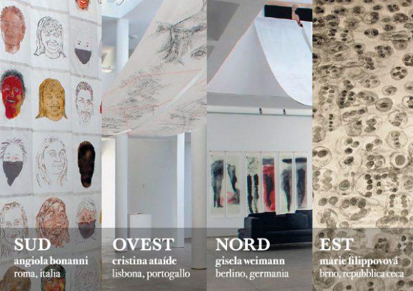"Interno 14: ""Nord/Sud/Est/Ovest: Gisela Weimann / Angiola Bonanni / Marie Filippovová / Cristina Ataíde"""