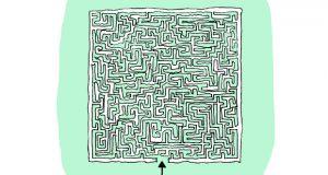 Maze House – Casa Labirinto – di Diego Lama