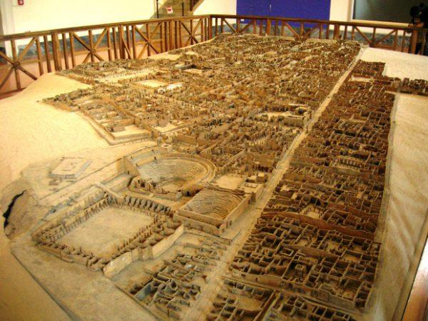 Navigare a Pompei - di Eduardo Alamaro